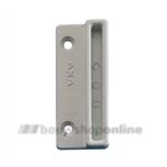 axa 3307-85-68e sluitplaat wit voor raamboompje draairichting 3-4