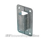 Nemef staafgeleider voor espagnolet 16x16mm (16v)