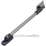 axa teleuitzetter wepewe 35 cm ex gelakt staal 2835-00-49e