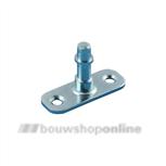 axa pen voor raamuitzetter habilis 32mm hoog 2465-18-22