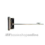 dulimex deurdranger verzinkt met pen op rol dvp091bv2 middel