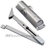 Geze TS1000C deurdranger met arm aluminium
