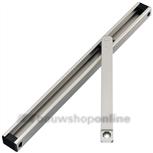 Geze glijarm voor Geze TS1500K zilverkleur 101893