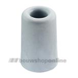 Berdal deurbuffer grijs 50 mm rubber, conisch