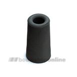Berdal deurbuffer grijs 60 mm rubber, conisch