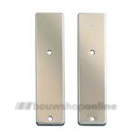 Hoppe kortschilden aluminium geheel blind 202kp-bl F-2