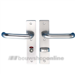 Hoppe 138l/228rf deurkruk op schild 63/8 draairichting 3 F-1