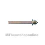 Hoppe wisselstift 8 x 100 mm M12 f/dw nieuw