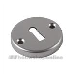 AMI sleutelplaatje F1 rond aluminium 50 216202 3rh