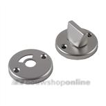AMI wc-garnituur [8] rond aluminium 50 mm 226207 3rh F-2