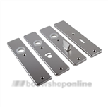 AMI kortschilden aluminium rechthoekig zonder sleutelgat 180/41 F-2