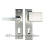AMI 193/50 veiligheids voordeurbeslag draairichting 1-4 cilindergat 72 mm 90 x 60