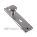 AMI knopschild (40) rechthoekig sleutelgat 56 mm 180/41