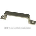 Hermeta greep aluminium eloxeerd F-2 110 mm bandmodel 4201-02