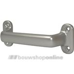 Hermeta greep aluminium geanodiseerd F-1 140 mm rondmodel 4256-01