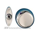 Voordeurbel automatisch drukmodel diameter 75 mm