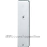 Hoppe kortschilden aluminium geheel blind 202kp-bl F-1