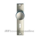 Hoppe renovatieknopschild met sleutelgat 56 mm 54/378-ch