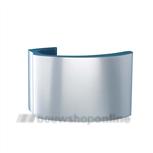 Hermeta deurduwer aluminium geanodiseerd 136 x 92 mm f1 4330-01
