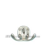 Hermeta jashaak aluminium dubbel 59 mm rondmodel 0029-02