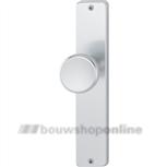 Hoppe knopschild rechthoekig zonder sleutelgat 54/202sp-2 F-1