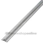 Ziehl schuifdeurrail staal 2000 x 20 mm 1425 verzinkt