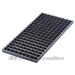 GB vloerrooster gegalvaniseerd 600x 300 mm maas 3030