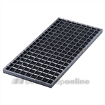 GB vloerrooster gegalvaniseerd 800x 500 mm maas 3030
