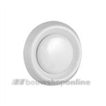 luchtrooster wit instelbaar rond 125 mm aansluiting