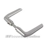 AMI deurkrukken duimmodel >40< 354 quick aluminium F-1
