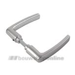 AMI deurkrukken blokmodel >40< 332/2/125Q aluminium F-1