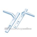 AMI 251/32(357) veiligheids voordeurbeslag met cilindergat 92 mm F-1