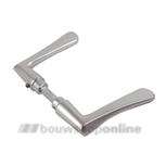 AMI deurkrukken vlindermodel >40< 336 quick aluminium F-2
