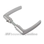 AMI deurkrukken blokmodel>40< 332/2 quick aluminium F-2