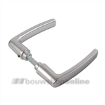 AMI deurkrukken blokmodel>40< 332/2/125Q aluminium F-2