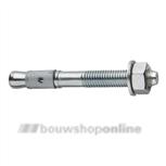 Fix 3 M10 x 15/75 MT doorsteekanker Spit-057461