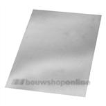 Roval F1 geanodiseerd aluminium schopplaat 900x400x1.5 mm zelfklevend