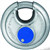 Hangslot Diskus Rvs 24Ib/70 Abus 4003318020506