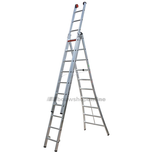 Altrex ladder rocky dr 3x12 m 150312 for House doctor ladder