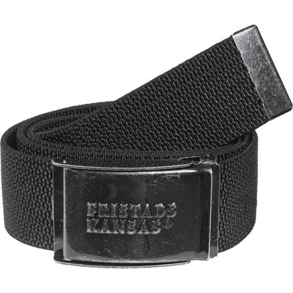 Fristads kansas riem 994 rb, 100556 940 onesize.verstelbare riem van stretchmateriaal.zilveren gesp met logo....